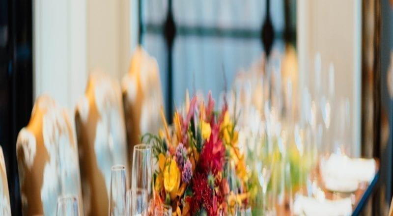 Comment organiser un évènement lié à la nourriture et aux boissons