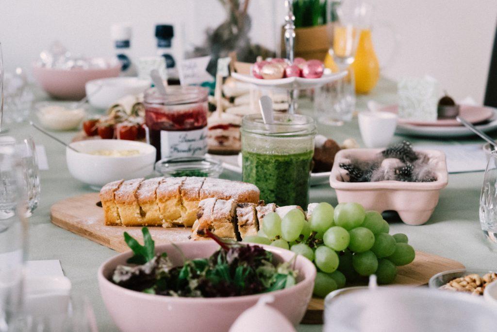En manque d'idées pour votre évènement de la Fête des Mères ? La nourriture fonctionne toujours !