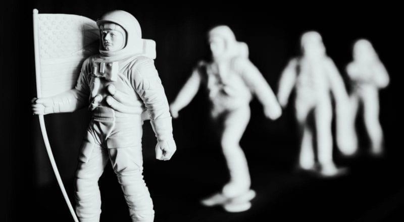 les activités de consolidation d'équipe peuvent avoir lieu dans l'espace, mais les meilleures ont lieu sur la planète Terre.