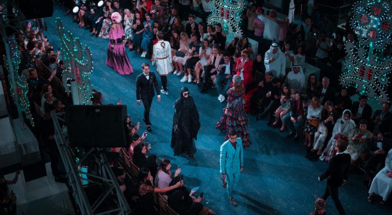 Organiser un défilé de mode